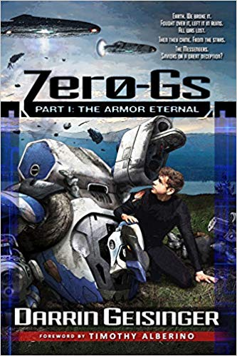 Image for Zero-Gs: Part I: The Armor Eternal (Volume 1)