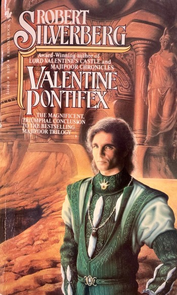 Image for Valentine Pontifex (Majipoor: Lord Valentine, Book 3)