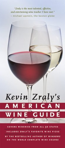Image for Kevin Zraly's American Wine Guide