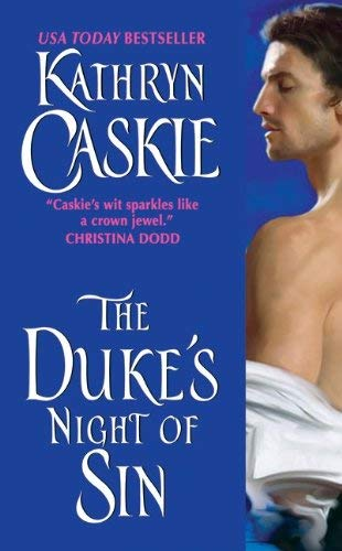Image for The Duke's Night of Sin