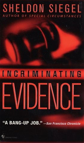 Image for Incriminating Evidence (Mike Daley, Book 2)