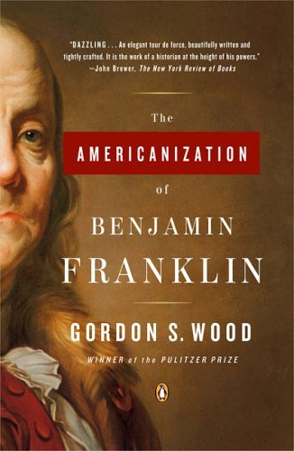 Image for The Americanization of Benjamin Franklin