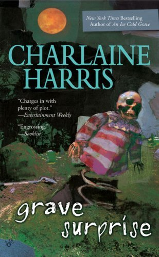 Image for Grave Surprise (Harper Connelly Mysteries, Book 2)