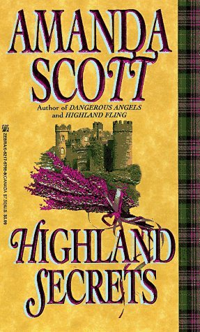 Image for Highland Secrets (Zebra Historical Romance)
