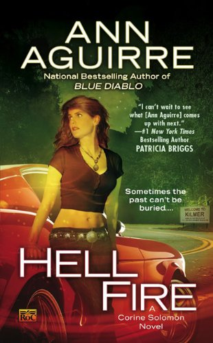 Image for Hell Fire (Corine Solomon, Book 2)