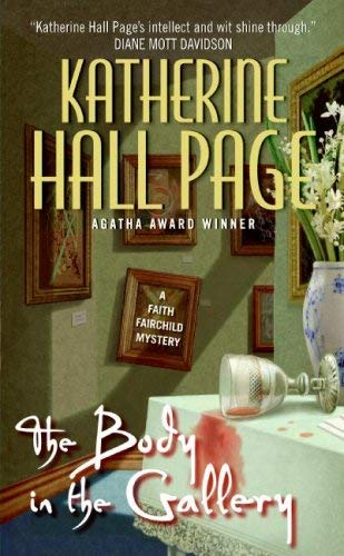 Image for The Body in the Gallery: A Faith Fairchild Mystery (Faith Fairchild Mysteries)