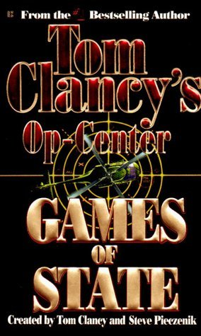 Image for Op-Center 03: Games of State (Op-Center)