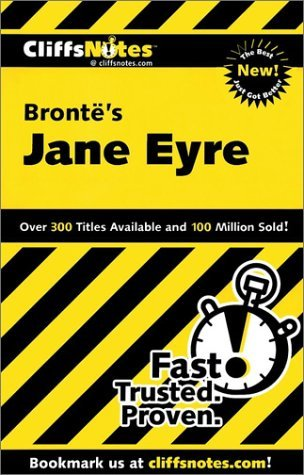 Image for Cliffs Notes On Bronte's Jane Eyre