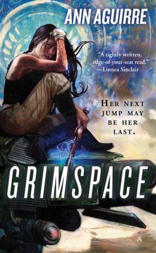 Image for Grimspace (Sirantha Jax, Book 1)
