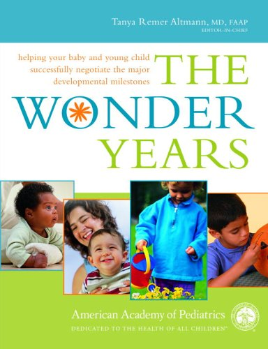 Image for The Wonder Years: Helping Your Baby and Young Child Successfully Negotiate The Major Developmental Milestones