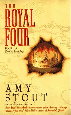 Image for Royal Four (The Saga of the One Land , No 2)