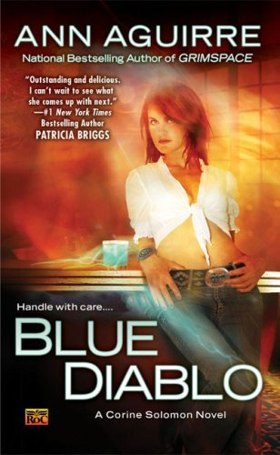 Image for Blue Diablo: A Corine Solomon Novel