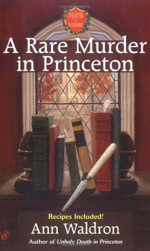 Image for A Rare Murder In Princeton