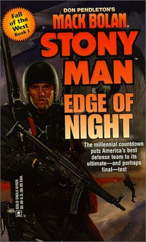 Image for Edge Of Night (Stony Man)