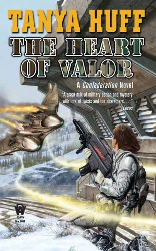 Image for The Heart of Valor: A Confederation Novel (Valor Novel)