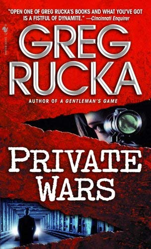 Image for Private Wars (Queen and Country)