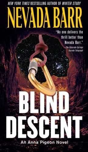 Image for Blind Descent (Anna Pigeon)