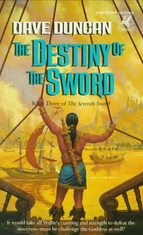 Image for The Destiny of the Sword (The Seventh Sword, Book 3)
