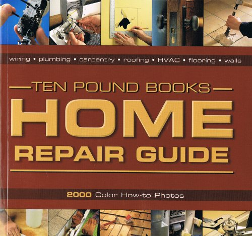 Image for Home Repair Guide: 2000 Color How-To Photos