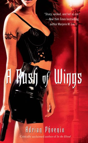 Image for A Rush of Wings: Book One of The Maker's Song