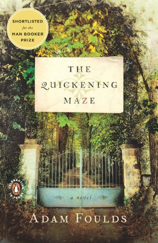 Image for The Quickening Maze: A Novel