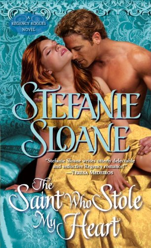 Image for The Saint Who Stole My Heart: A Regency Rogues Novel