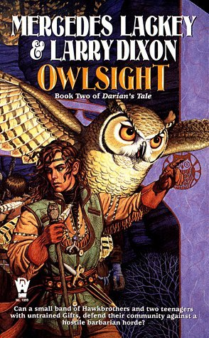 Image for Owlsight (Valdemar: Darian's Tale, Book 2)